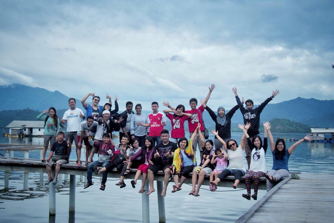 PAKET WISATA Pahawang Dari Lampung