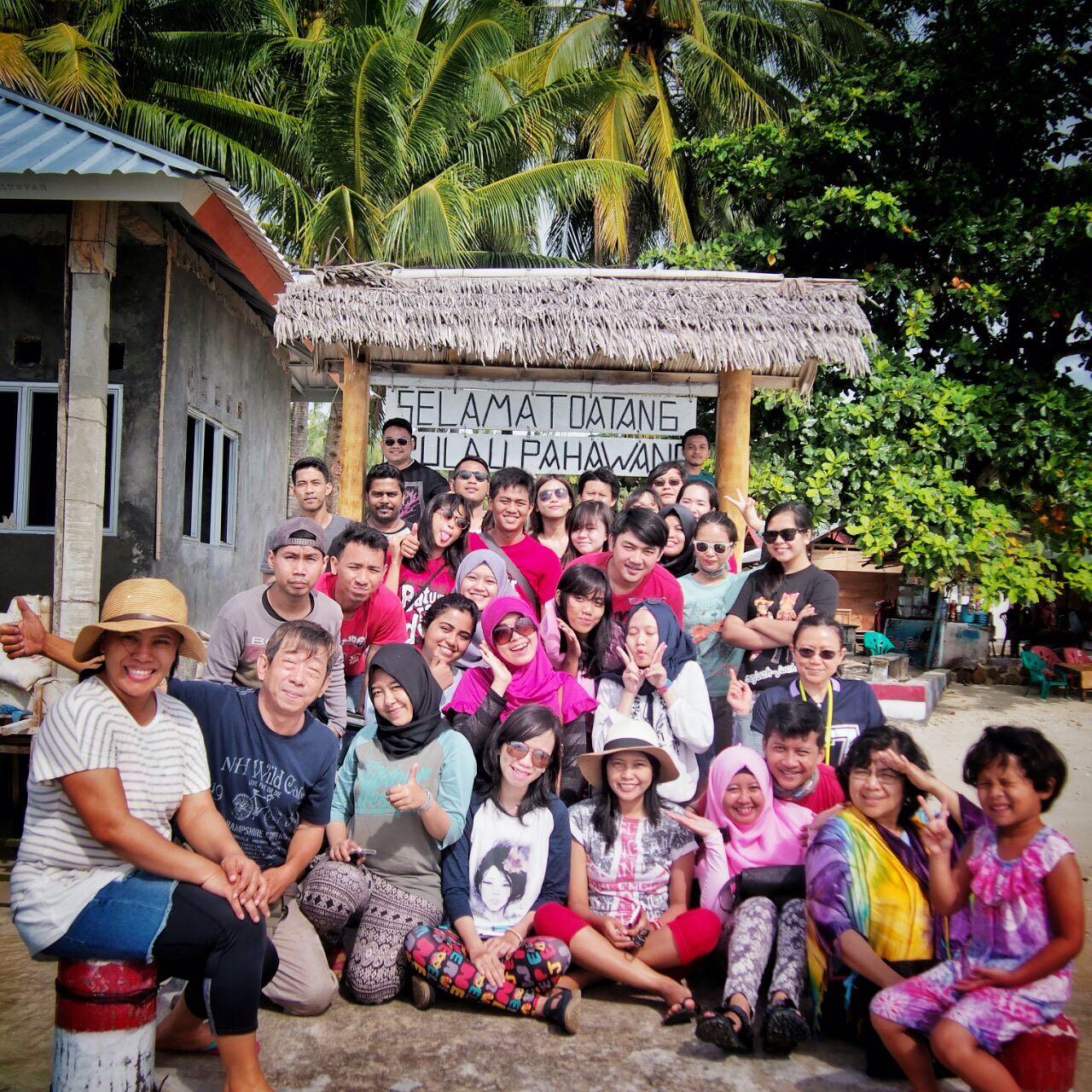 PAKET WISATA Pulau Pahawang Dari Jakarta Dan Sekitarnya