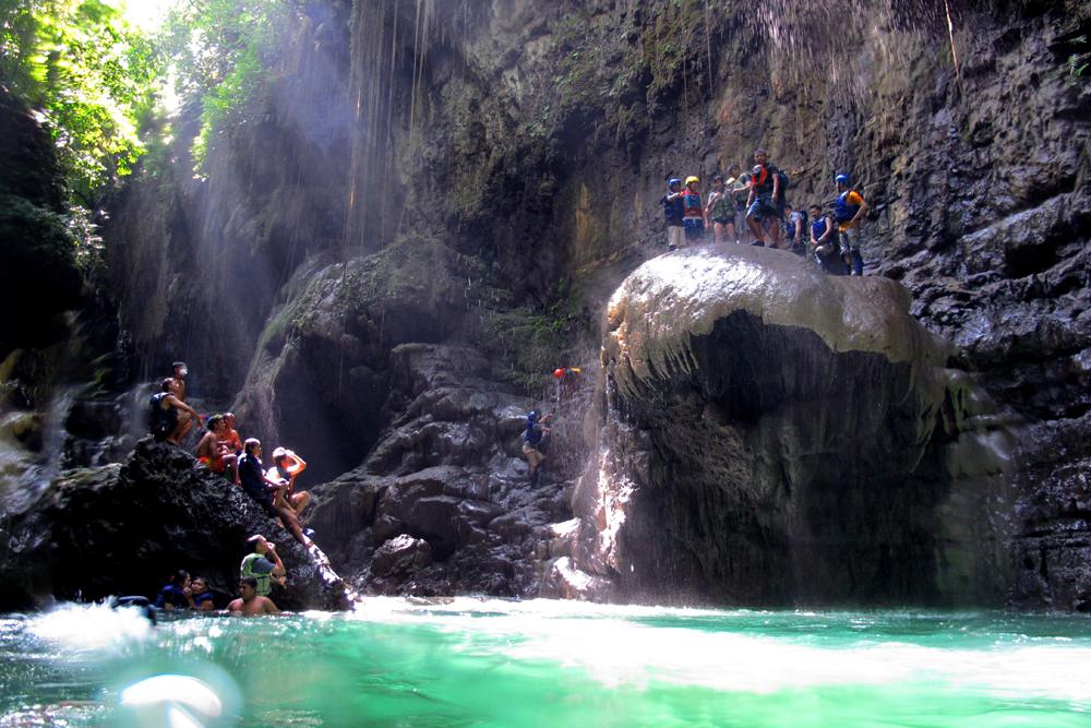 OPEN TRIP GREEN CANYON PANGANDARAN
